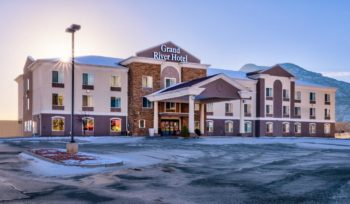 Grand River Hotel in Parachute Colorado
