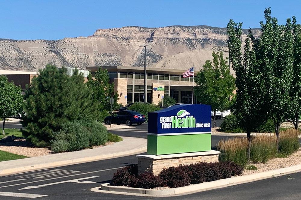 Grand River West (Medical Center) in Parachute Colorado